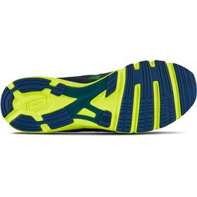Salming enRoute 2 Zapatillas Hombre, safety yellow/poseidon blue